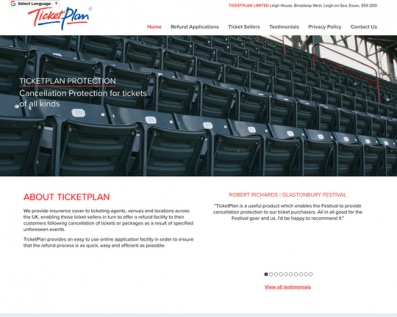 Ticket Plan